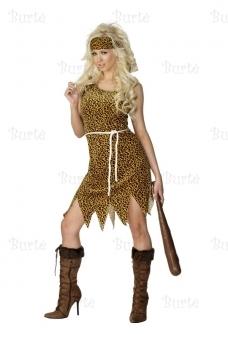 Urvinės moters kostiumas