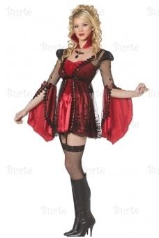 Vampyrės kostiumas