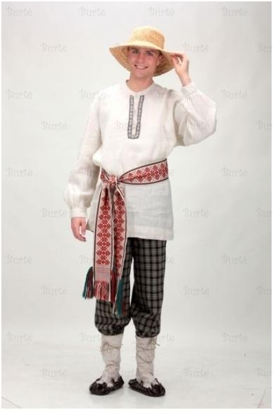 Valstiečio-lietuvio kostiumas