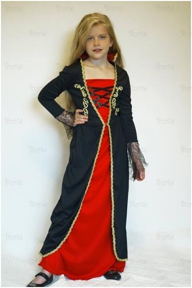 Vampyrės-raganaitės kostiumas 2
