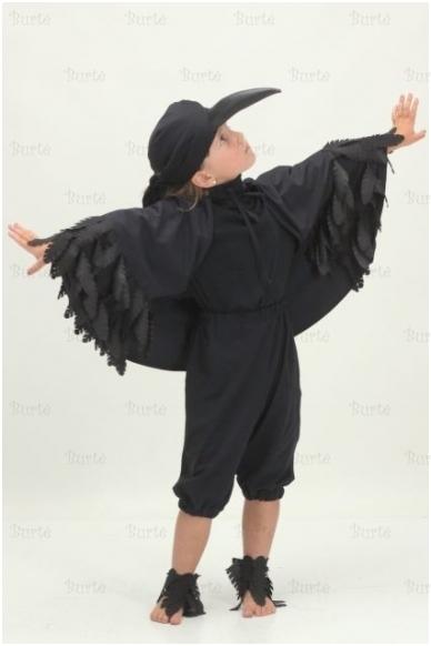 Varnos-varniuko kostiumas