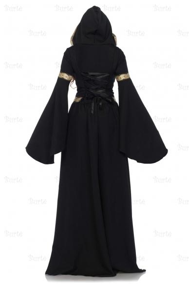 Viduramžių burtininkės kostiumas 2