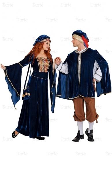 Viduramžių kostiumai