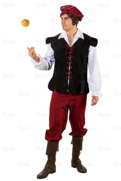 Viduramžių miestelėno kostiumas 2
