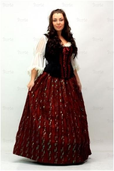 Viduramžių ponia