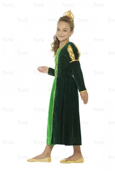 Viduramžių princesės kostiumas 2