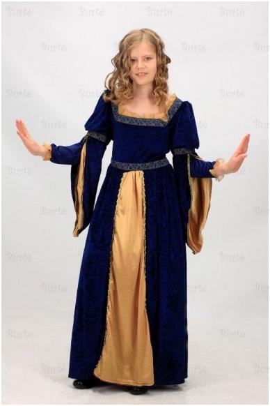 Viduramžių suknelė