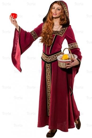 Viduramžių suknelė 4
