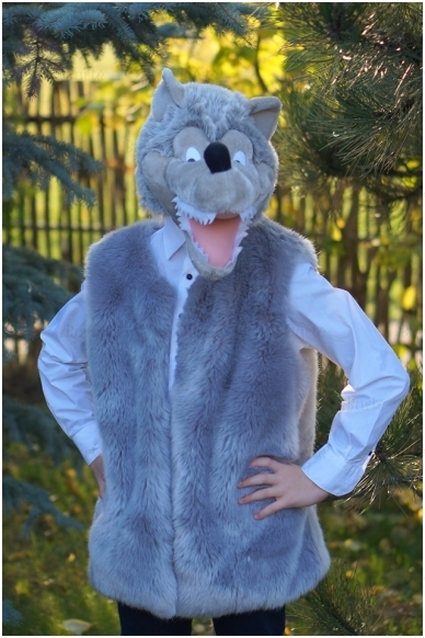 Vilko kostiumas 2
