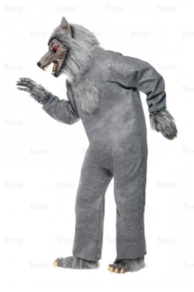 Vilkolakio kostiumas 2
