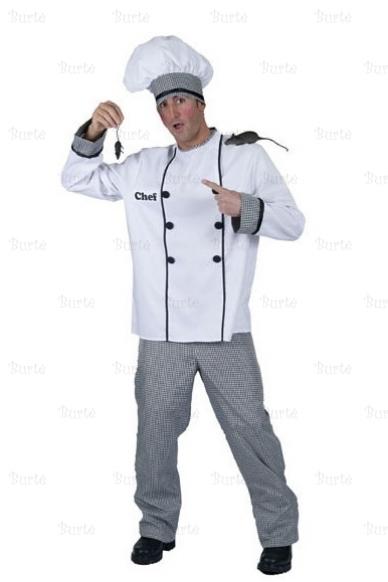Virėjo kostiumas