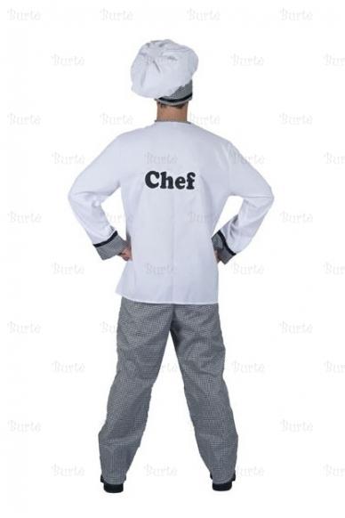 Virėjo kostiumas 2