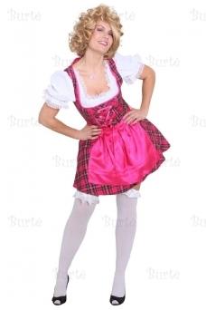 Vokietės (bavarės) kostiumas