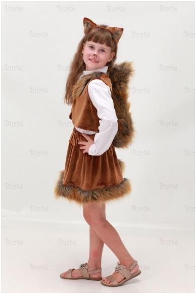 Voverytės kostiumas