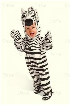Zebro kostiumas