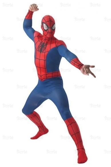 Žmogaus voro kostiumas