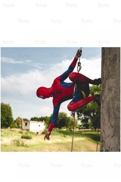 Žmogaus voro kostiumas 2