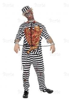 Zombio kalinio kostiumas
