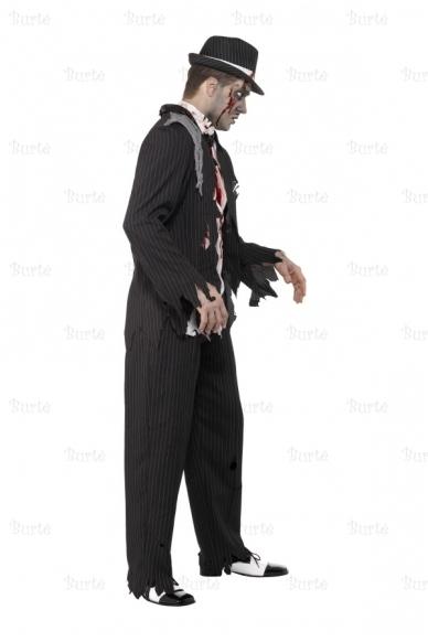 Zombio gangsterio kostiumas 2