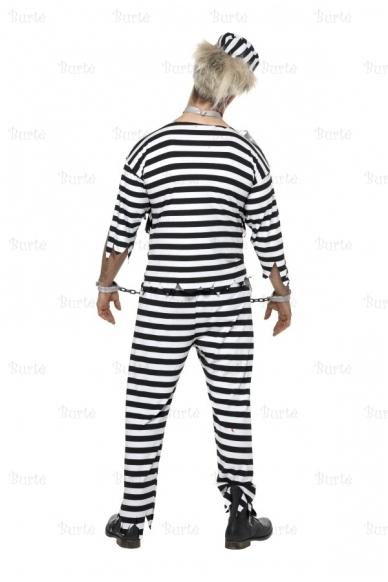 Zombio kalinio kostiumas 2
