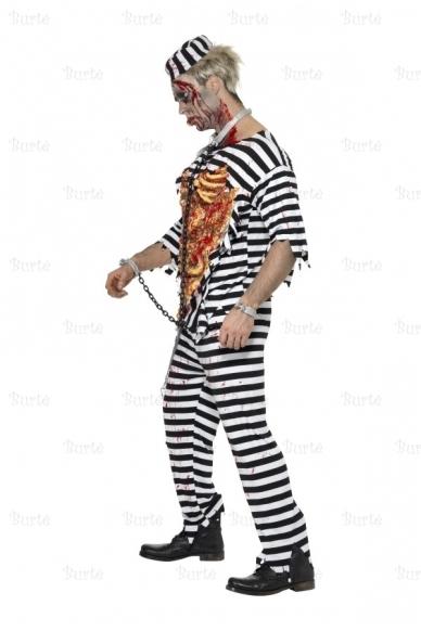 Zombio kalinio kostiumas 3