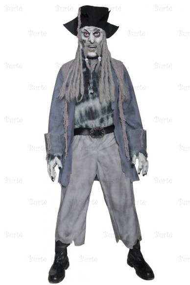 Zombio pirato kostiumas
