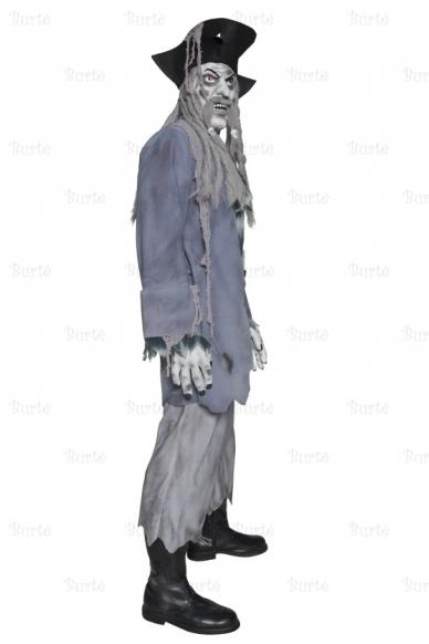 Zombio pirato kostiumas 2