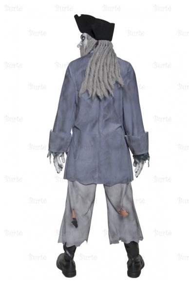 Zombio pirato kostiumas 3