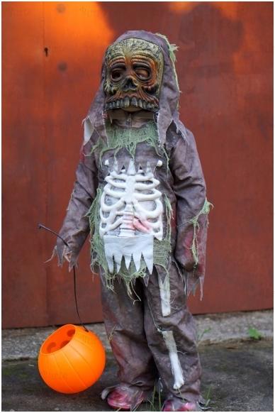 Zombio kostiumas