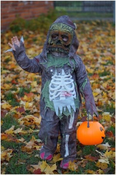 Zombio kostiumas 2