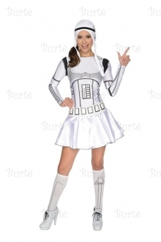 Žvaigždžių karų kareivės kostiumas