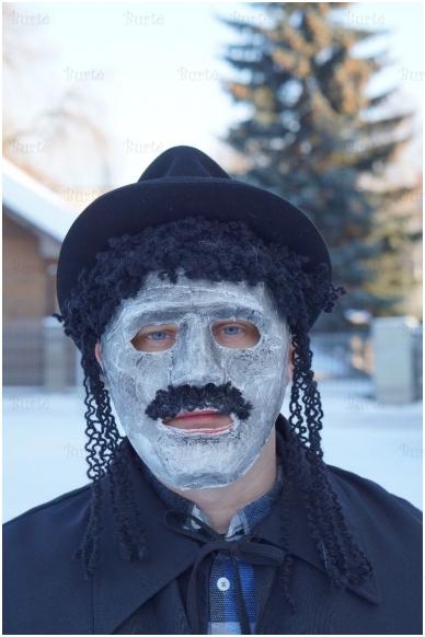 Žydo kaukė